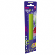 15.5cm Bright Green Sparklers (Pack of 10)